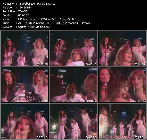 video Marigo Bay screen
