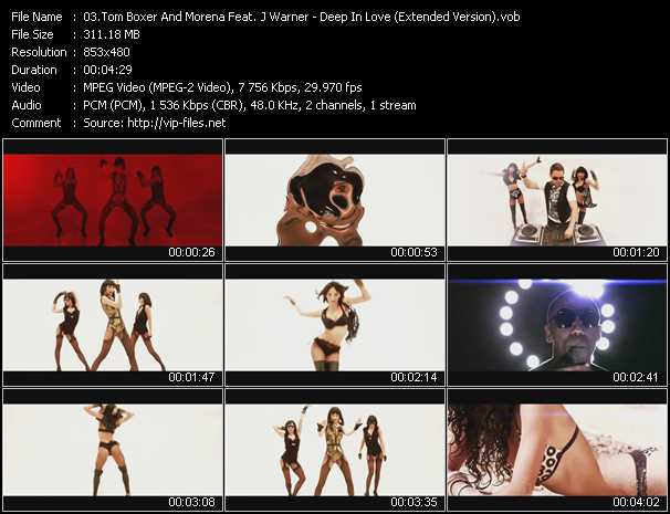 video Deep In Love (Extended Version) screen