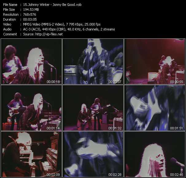 video Jonny Be Good (From Musikladen) screen