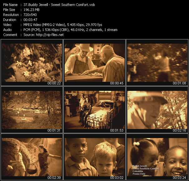 video Sweet Southern Comfort screen