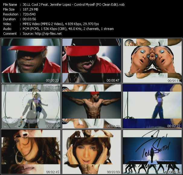 video Control Myself (PO Clean Edit) screen