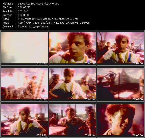 video Love Plus One screen