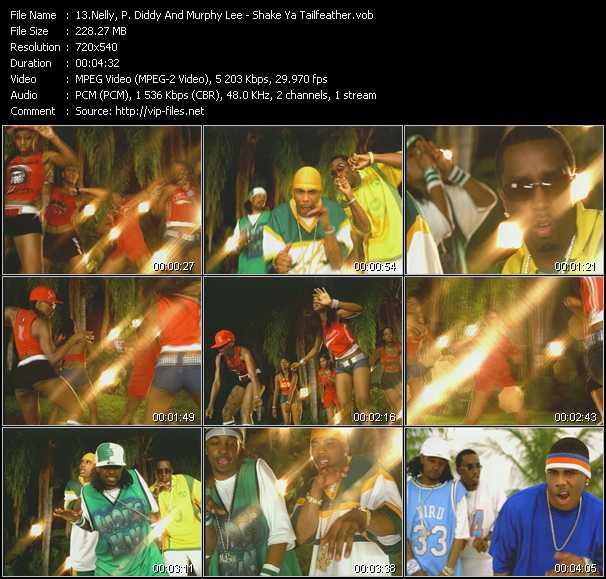 video Shake Ya Tailfeather screen