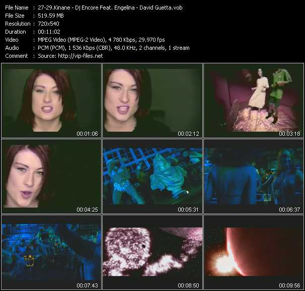 video So Fine (Remix) (Div-A-Matic Video Edit) - I See Right Through To You - Love Don't Let Me Go screen